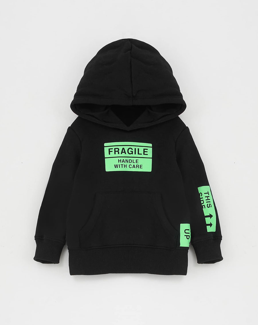 Áo hoodie nỉ bông cho bé