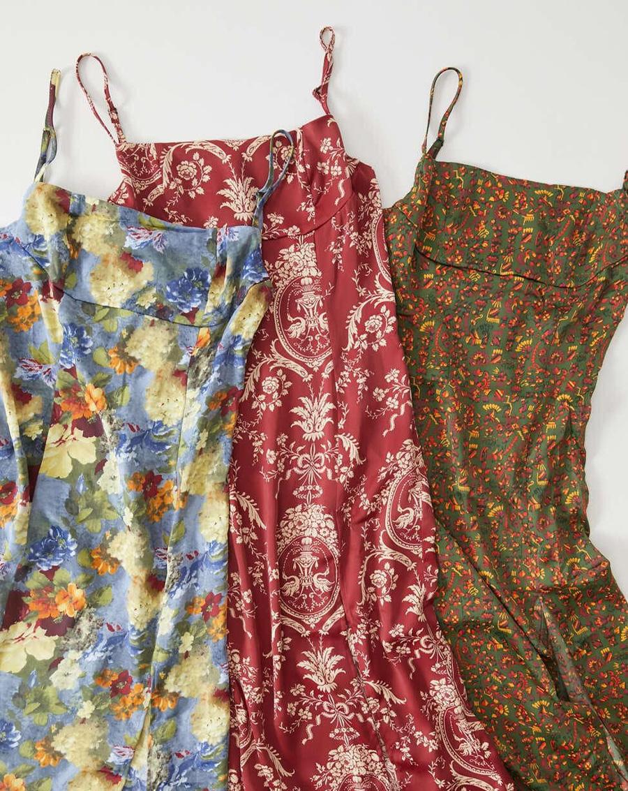 Váy hai dây