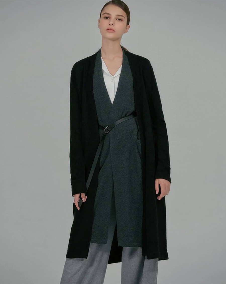 Áo Cardigan len xuất Nhật