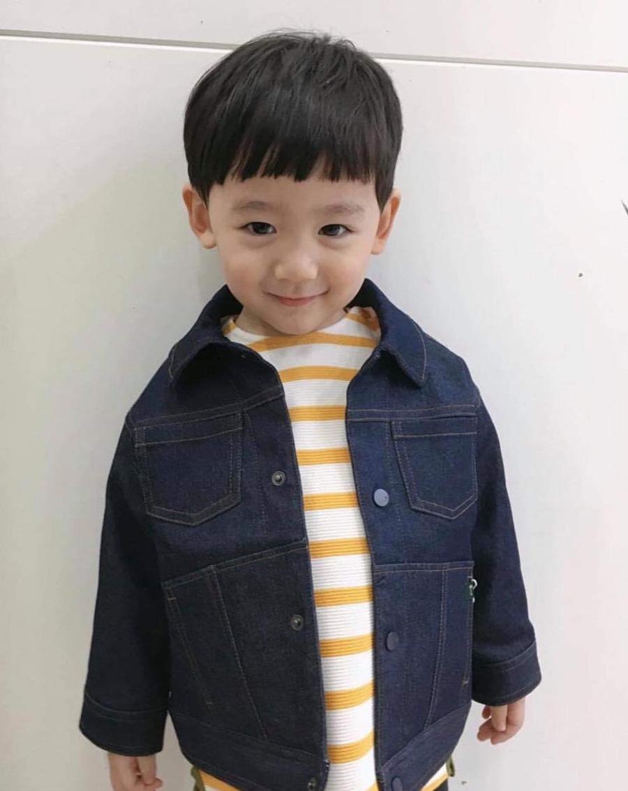 Áo Khoác Denim 2 lớp Hàn Quốc