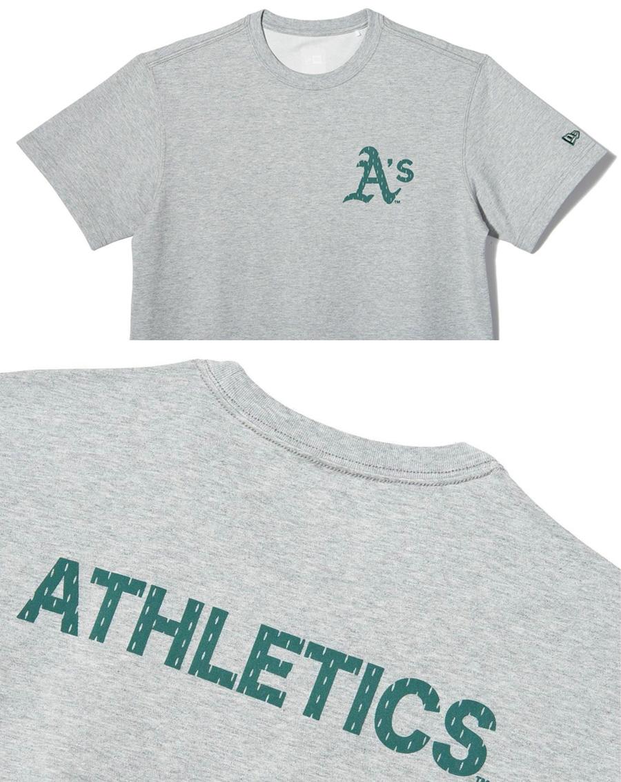 Áo phông in chữ Athletics