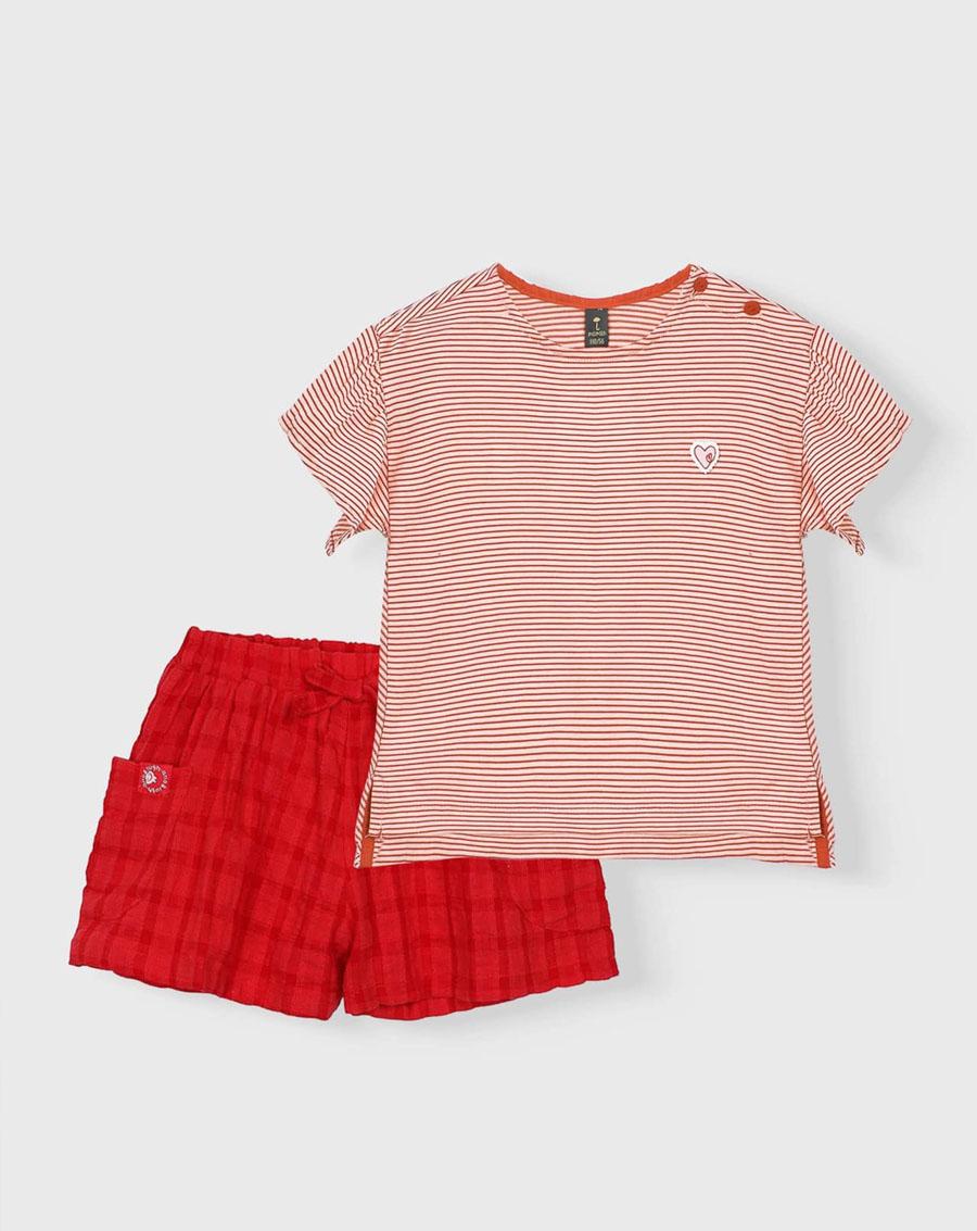 Set quần áo trẻ em Hàn Quốc
