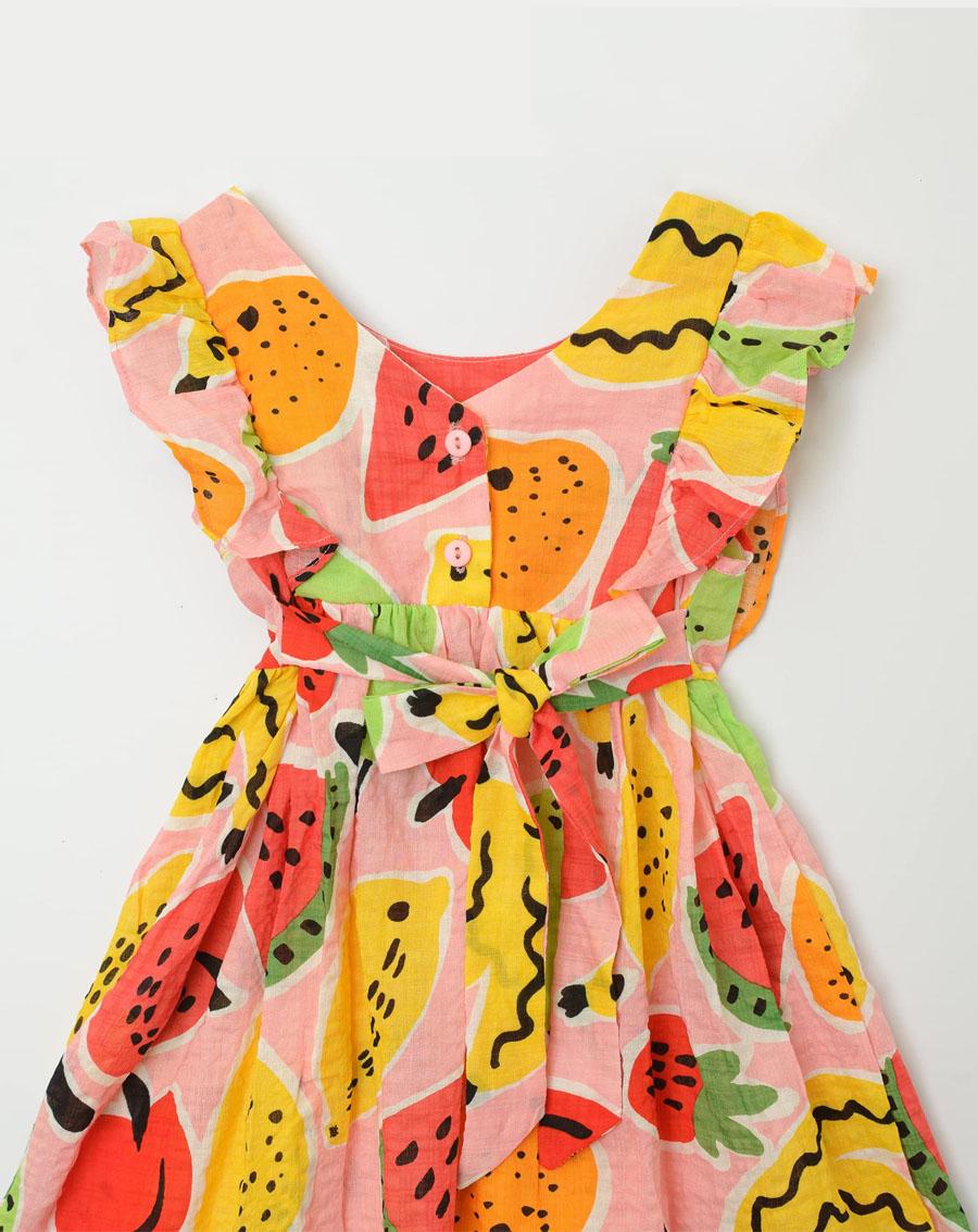 Váy bé gái Hàn Quốc