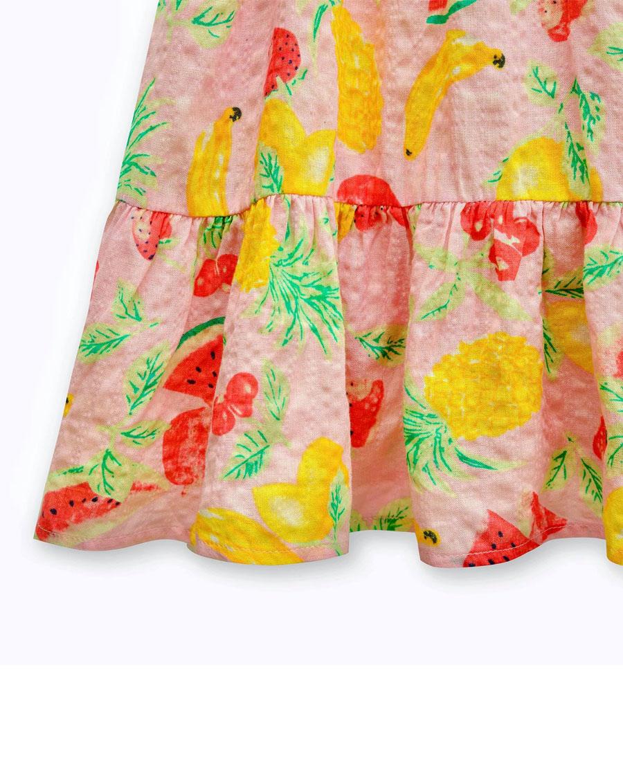 Váy trái cây đuôi cá